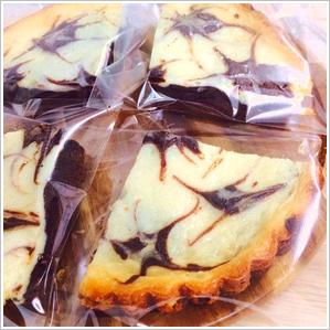 マーブルチーズケーキ 270円(税込)